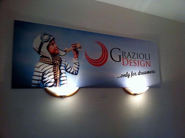 Grazioli Design apre una sede