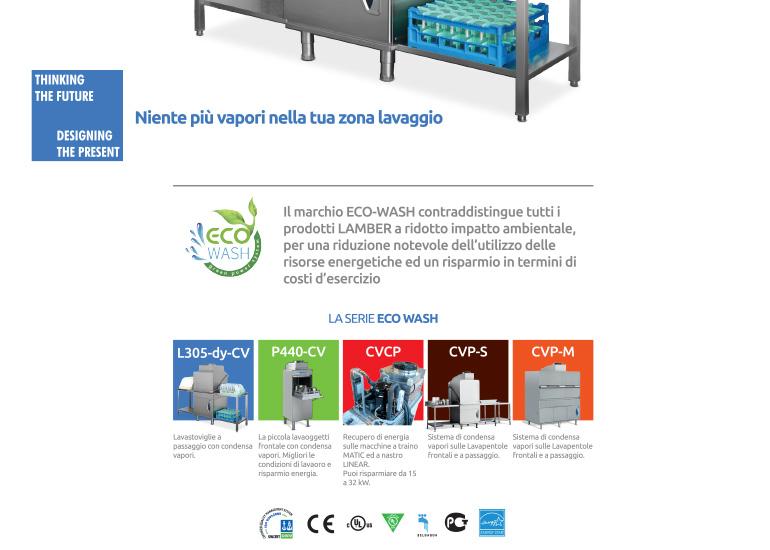Pagina pubblicitaria realizzata da Grazioli Design