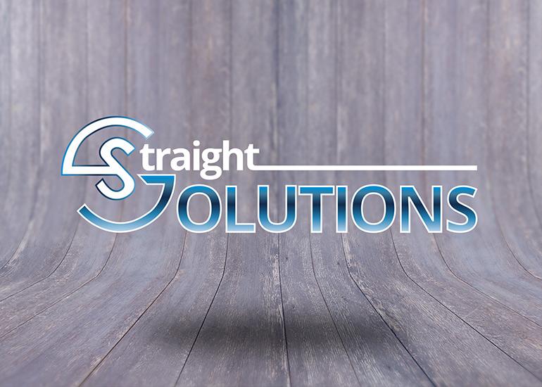 Realizzazione logo Straight Solutions