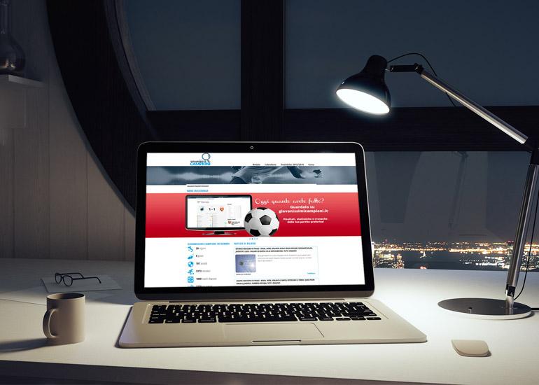 Immagine del portale di calcio Giovanissimi Campioni