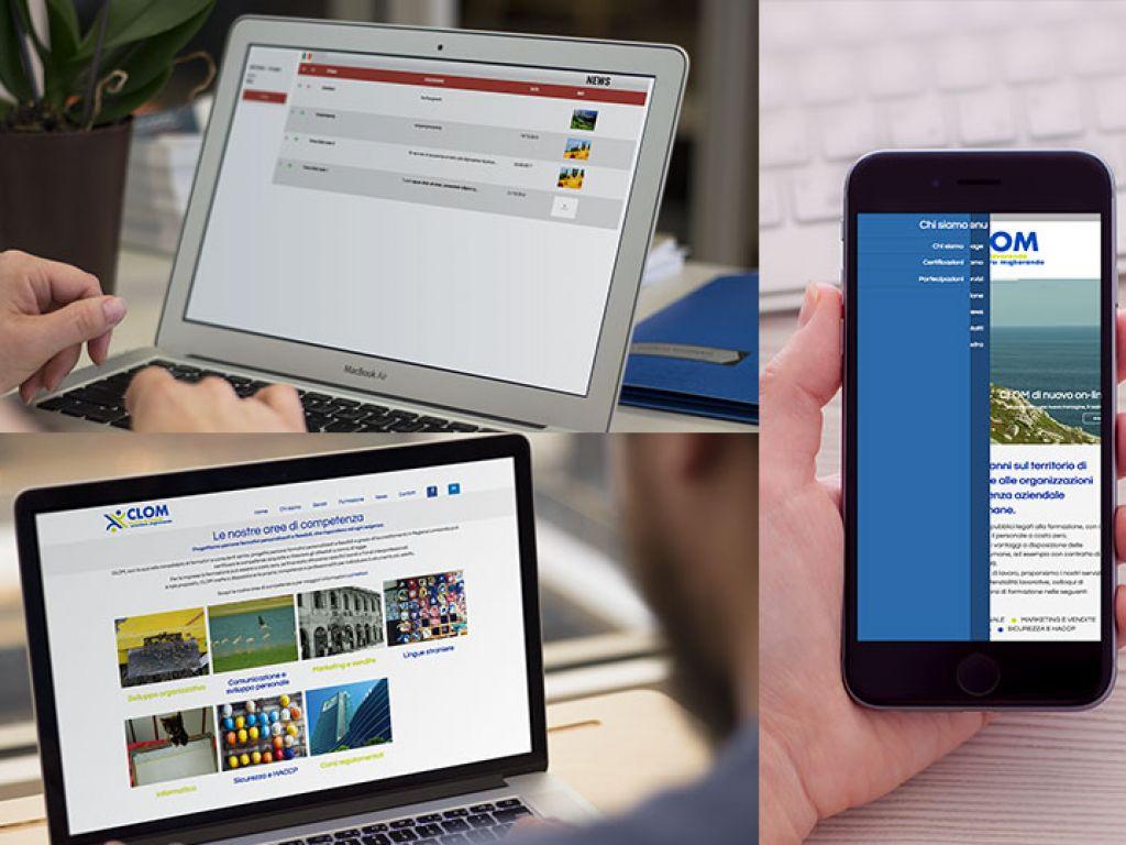 Creazione sito internet cooperativa sociale