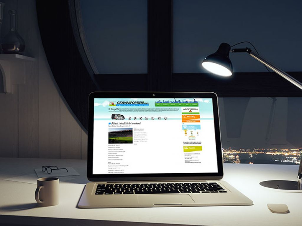 Realizzazione sito web portale d'informazione