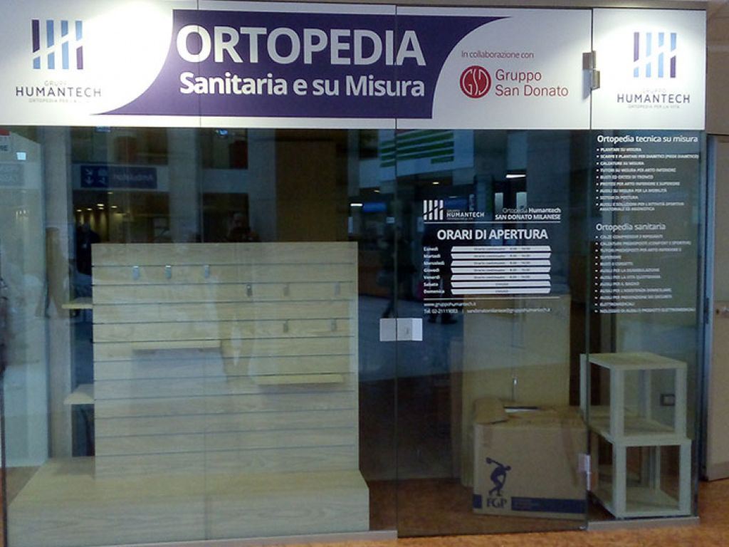 Realizzazione vetrofanie a Milano