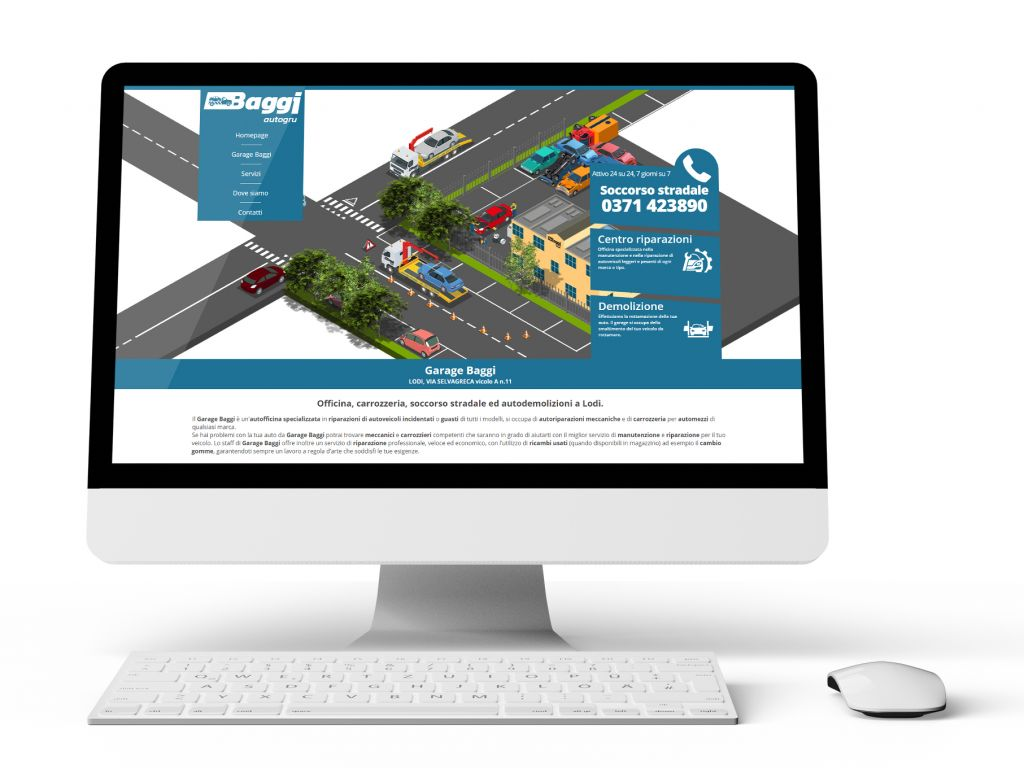 Realizzazione sito web per BeSpace: Coworking di Lugano in Svizzera