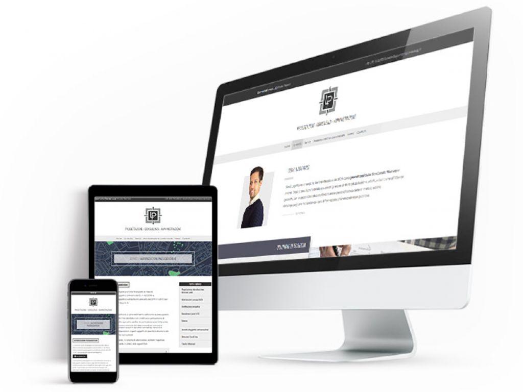 Sviluppo sito web con blog autogestito