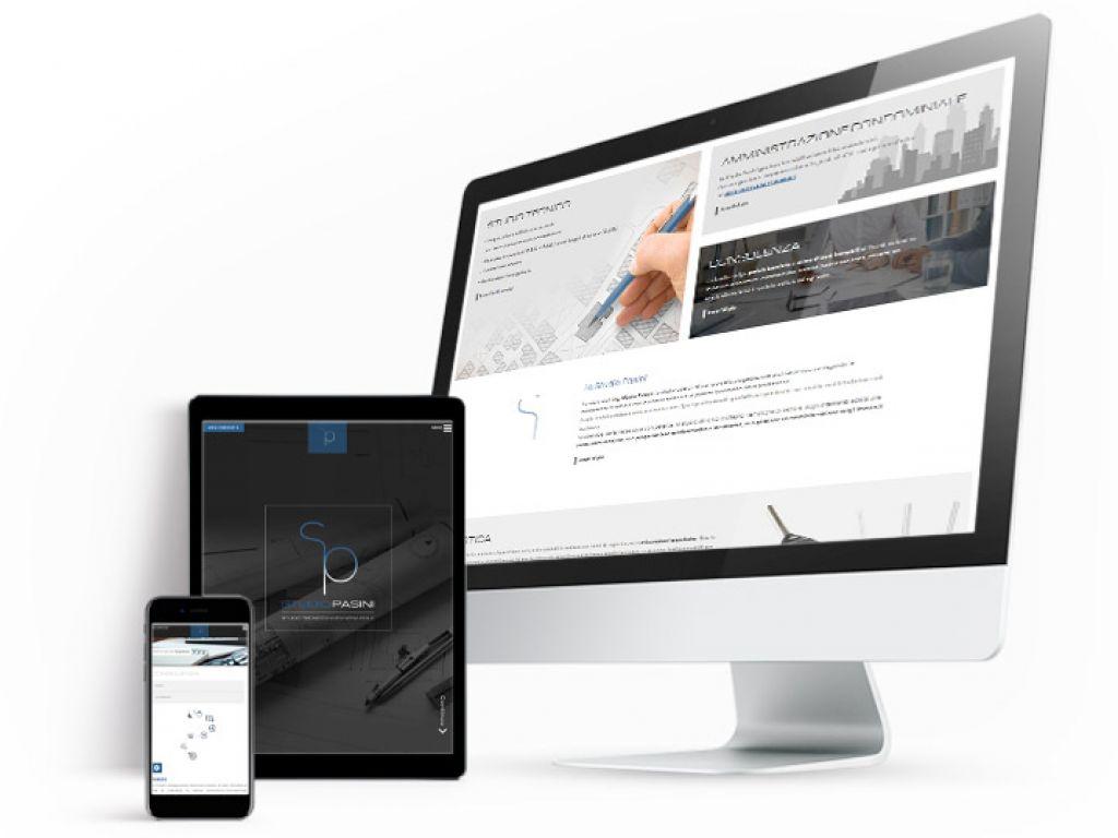 Realizzazione sito web geometra