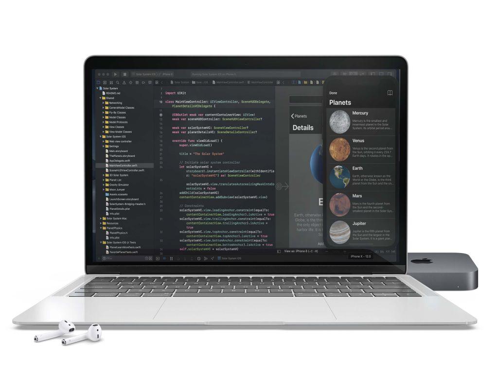Sviluppo e realizzazione app IOS